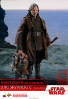 Hot Toys Luke Skywalker Deluxe Star Wars The Last Jedi 1/6 MMS458 In Stock