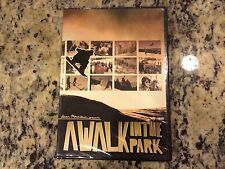 BEAR MOUNTAIN PRESENTS A WALK IN THE PARK RARE NEW DVD! SNOWBOARDING SKIING HTF!