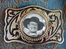 Boucles de ceinture en argent pour homme