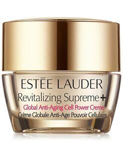 Estee Lauder Revitalizing Supreme+Global Anti-Aging Cell Power Creme 0.24 oz/7ml