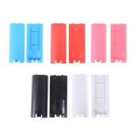 2Pcs Battery-Back Cover Shell Case for Lid Wii Remote Control Controller WhiteCP