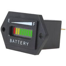 12V 24V led affichage numérique batterie charge indicateur moniteur compteur jauge