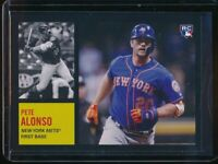 2019 Topps Throwback Thursday Pete Alonso RC Card #117 Rookie SP