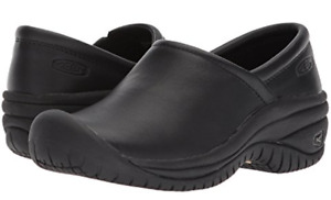 Keen PTC Slip-On II Black Clog Shoes Men's US sizes 7-15 NEW!!!