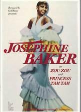 """907115) Schauspieler-Ansichtskarte """"ZouZou und Princess Tam Tam""""Josephine Baker"""