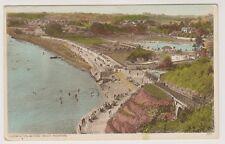 Devon postcard - Goodrington Bathing Beach, Paignton