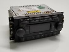Original 2006 Dodge Ram 1500 Durango Autoradio Radio CD Player AUX 05064173AG