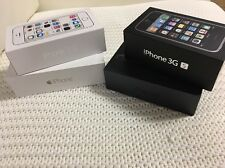 **IPHONE Boxes, 6, 5s, 5 And 3G S