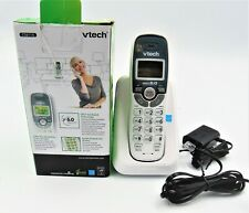 Vtech cordless Telephone with Caller ID and call waiting- white CS6114
