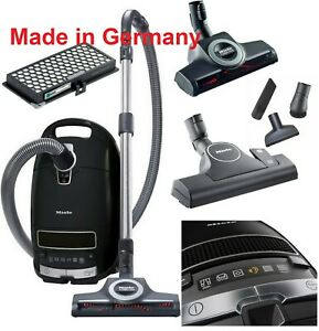 Miele Complete C3 Carpet & Pet Canister Vacuum Cleanser w/ Turbo Head US 120V✅✅✅