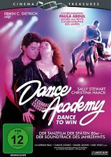 DANCE ACADEMY - DANCE TO WIN - CINEMA TREASURES  DVD NEW+ CARLOS GOMEZ/+