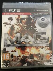 MAG  - Rare Sony PS3 Game / Disc - mint / Daily Fast Free UK Postage
