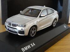1/43 Herpa BMW X4 2014-2019 Glacier Silver DEALER EDITION