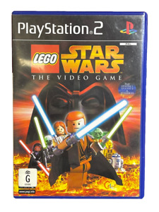 Lego Star Wars The Video Game PS2 PAL *Complete*
