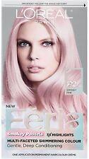 LOreal Paris Feria Smokey Pastels Permanent Haircolor, Smokey Pink 1 ea (2pk)