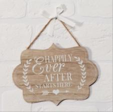 Wooden Letters Love Letter Decorative Plaques & Signs