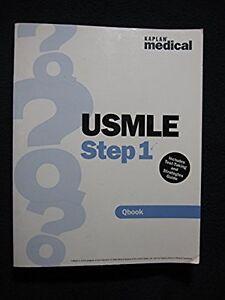 Kaplan Medical USMLE Step 1 Lecture Notes Qbook [Paperback] [Jan 01, 2004] Kap..