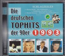 Die deutschen Tophits der 90er - 1993  *CD* NEUWERTIG*NM*