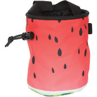 Cypher Rock Climbing Chalk Bag - Melon