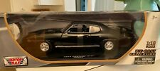 MOTOR MAX 1:18 1969 PONTIAC GTO JUDGE DIECAST CAR FACTORY SEALED