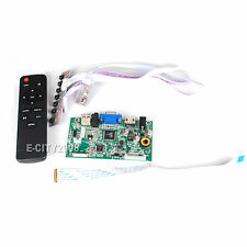 (HDMI+VGA+USB) LCD Controller Board Driver For LTN156AT37 1366*768 30Pin EDP