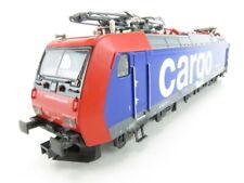 (BES701) Trix aus 21500 DC H0 E-Lok Re 482 011-4 der SBB Cargo, Digital, EVP
