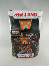 Meccano-Erector - Micronoid Code Magna Programmable Robot Building Kit | NIB