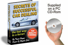 Become A Car Dealer. Motor Trade, Selling cars, business information pack