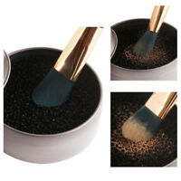 Makeup Brush Cleaner Eye Shadow Sponge Cleaning Iron Box Switch Cosmetic Tools*