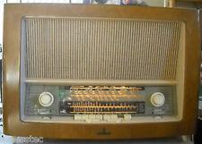 SIEMENS SUPER H7 Röhren Radio ca. 1957/58 elektrisch komplett überholt