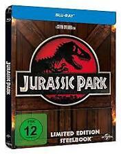 JURASSIC PARK Blu ray Steelbook ( NEW ) REG B