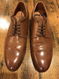 Florsheim Walcott Shoe Size 43ee/uk 9ee/ Us10ee