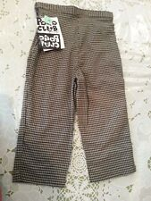 RETRO POGO CLUB Size 8 NEW CAPRI PANTS ~ SHIPS FREE in USA! New w/Tags