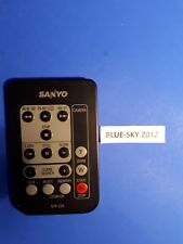 GENUINE ORIGINAL SANYO SCR-220 CAMCORDER REMOTE CONTROL VM-EX220P VM-EX280P
