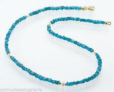 Echtschmuck-Halsketten für besondere Anlässe-Perlen