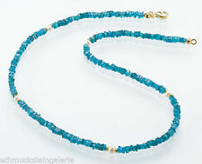 Unbehandelter echter Perlen-Halsketten & -Anhänger