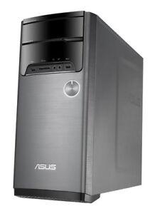 ASUS M32cd Desktop Core I5-6400 3.0ghz 1tb HDD 8gb RAM Win10