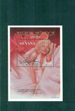 Guyana 1995 Marilyn Monroe Mini Sheet MNH Sc 3021, SG MS4609