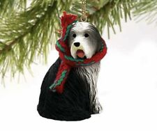 Bearded Collie Christmas Ornament Retails For $11