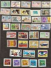 République Centrafricaine,P lot de 37 timbres neufs **,cote 43€ très très beaux