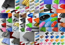 16,03?/m² Auto Folie - Din A4 Muster Carbon Hochglanz metallic Chrom Matt Neon