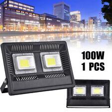 100W LED Fluter Flutlicht Lampe Außen Strahler Scheinwerfer IP65 Kaltweiß