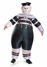 Disney Menu0027s Adult Alice Dum Tweedle Dee Inflatable Costume - One Size  sc 1 st  eBay & Disney Halloween Costumes for Men | eBay