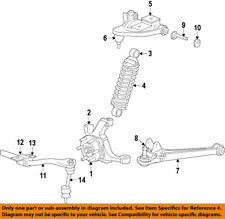 Dodge CHRYSLER OEM 2017 Viper Stabilizer Sway Bar-Front-Bar 5181444AA