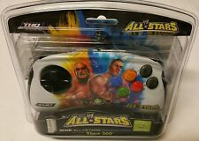 24  WWE All Stars Brawl Pad Fighting Controller XBOX 360 Hulk Hogan & John Cena