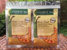 Bael Fruit Natural Tea Bag Promote digestive system Control blood sugar 2 pcs.