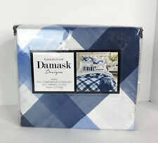 Charter Club Damask Collection Designs King 3 Pc Comforter Cover Set