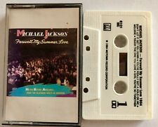 Michael Jackson - Farewell My Summer Love - Cassette - Hard to Find Title