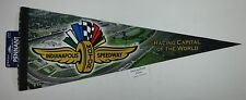 Indianapolis Motor Speedway Collector Pennant IMS Soovenir Indy 500 Brickyard