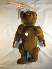 STEIFF Pantom Bear 1910 Dark Brown 55 cm Phantom LE ~ NEW with TAG in BOX